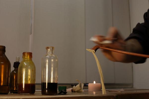 Erich Perrotta - Assistenza e Restauro - Incrinature 12